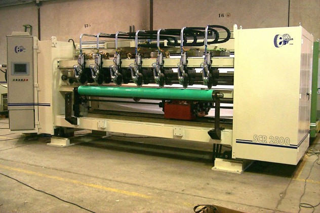 Slitter SCR-2500